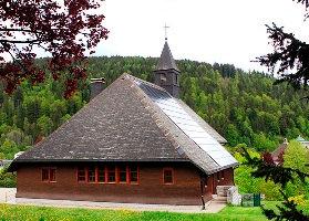 Christuskirche Quelle: Evangelische Christusgemeinde St. Blasien